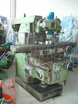Used German Made Milling Machine