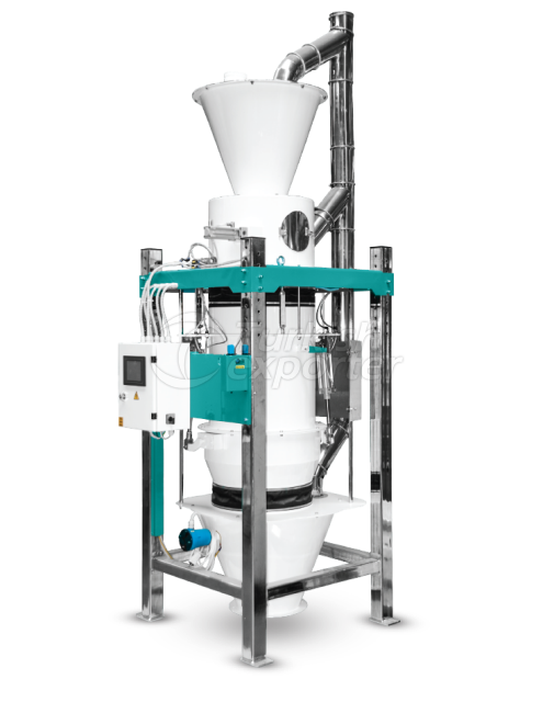 Individually Controlled Extraction Scales