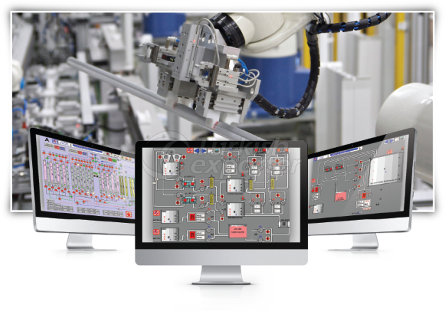 Automation Systems for Machinery-Industry