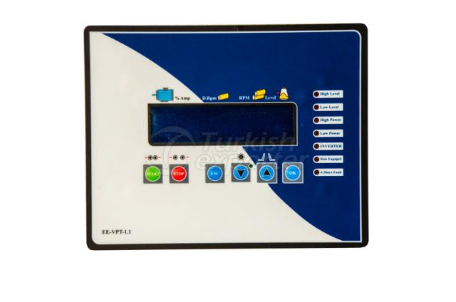 Roller Mill Control Panels (V3)
