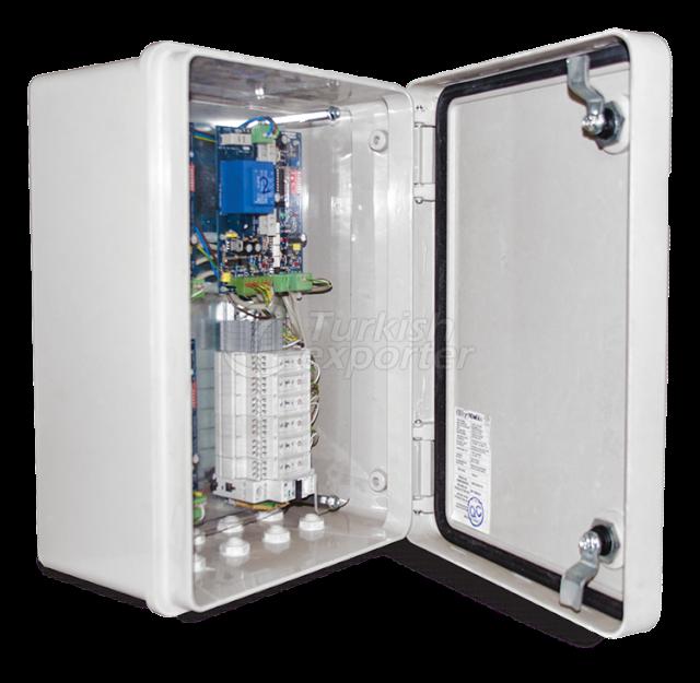 Silo Temperature Control System