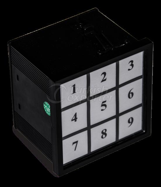 Warning Signal Box (9 units)