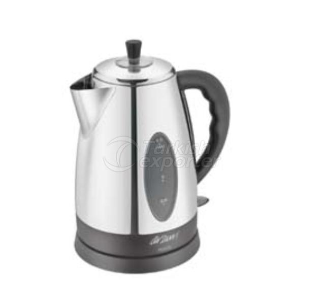 Kettle with Concealed Resistance AR 345 Arzum Fonte