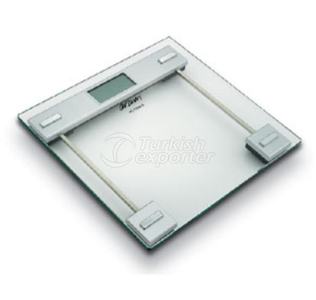 Glass Surface Digital Bathroom Scale AR 531 Arzum Potenza