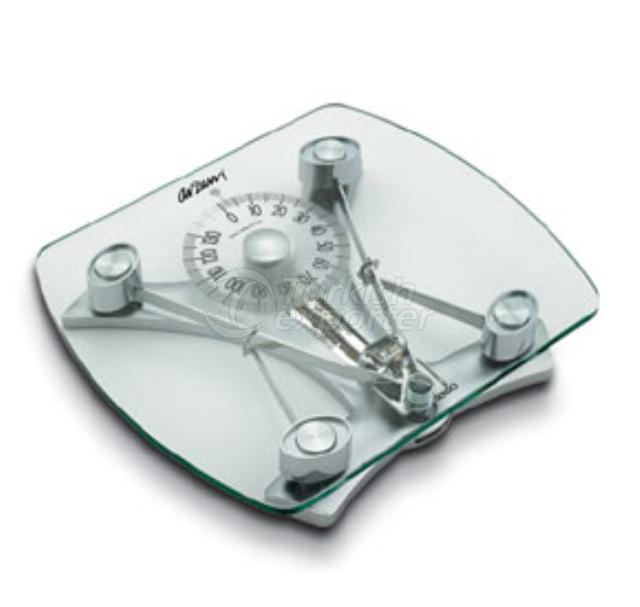 Glass Surface Bathroom Scale AR 530 Arzum Senso