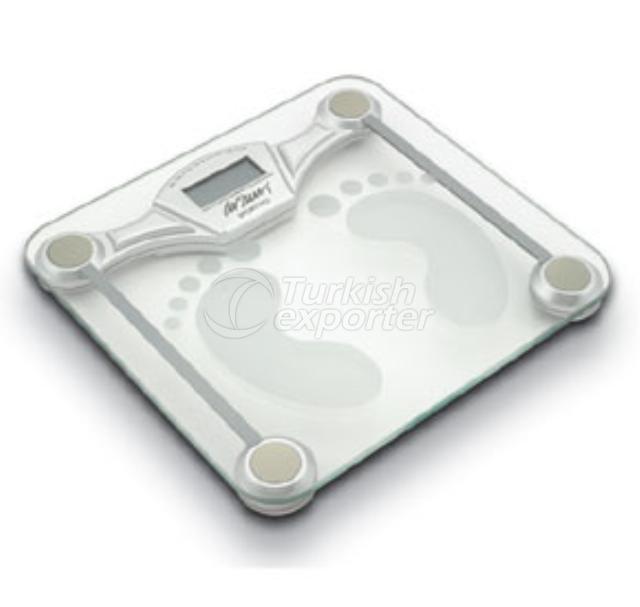 Glass Surface Digital Bathroom Scale AR 519 Arzum Sportivo