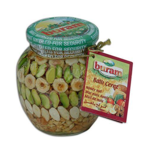 Honey with Nuts 450 gr