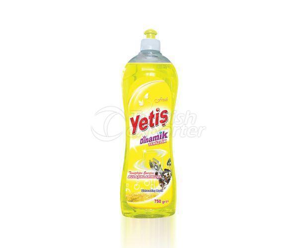 Liquid Detergent 750 Yetis