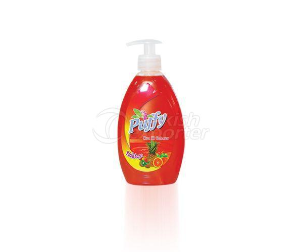 Liquid Hand Soap Puffy Ses