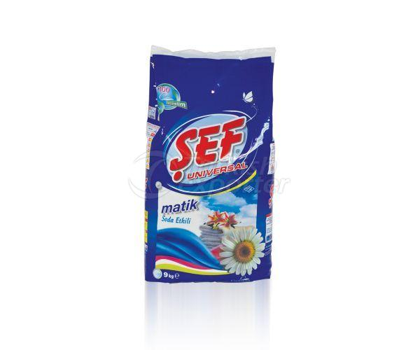 Detergent For Washing Ma. Sef