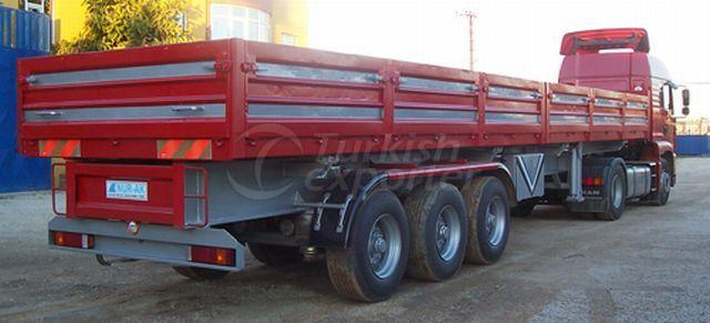 Tilt trailer