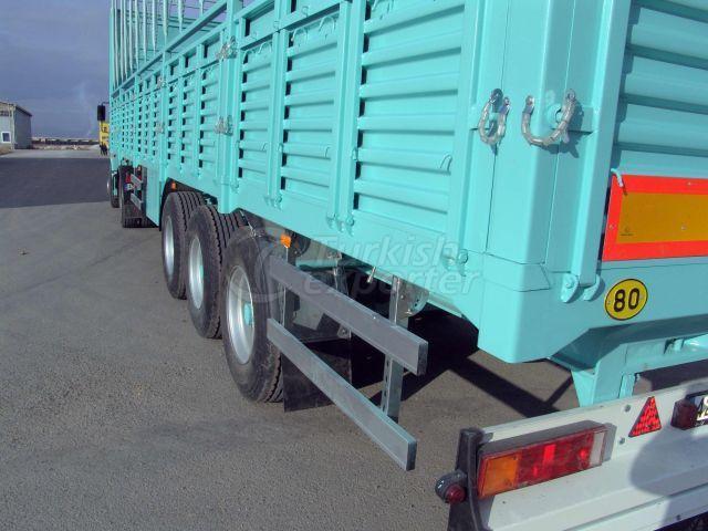 dry cargo trailer