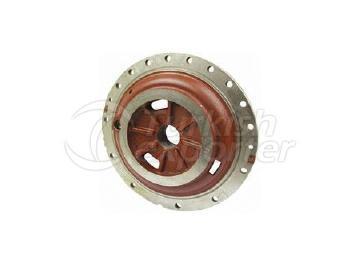 Rear Axle Plate MF0259