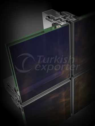 Curtain Wall System SPS