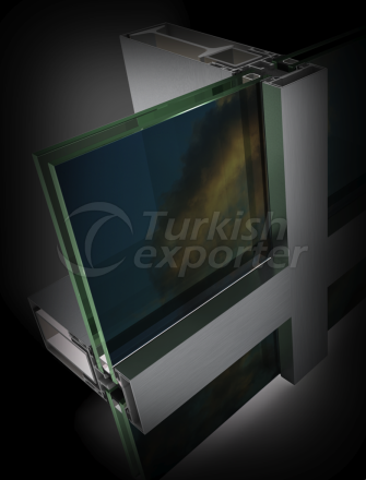 Curtain Wall System AC 70