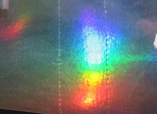 Holographic Film A0-Rainbow