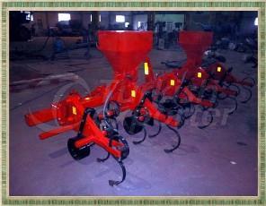 Fertilizer Row Spacing Anchor Machine