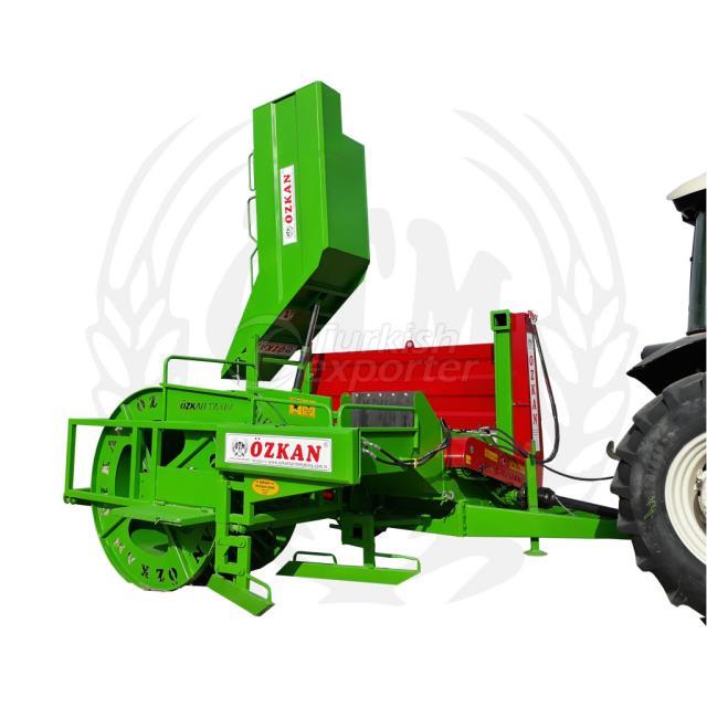 Automatic Pumpkin Harvest Machine