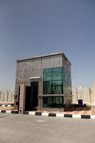 Al Madina Abu Dhabi Police Station Projects