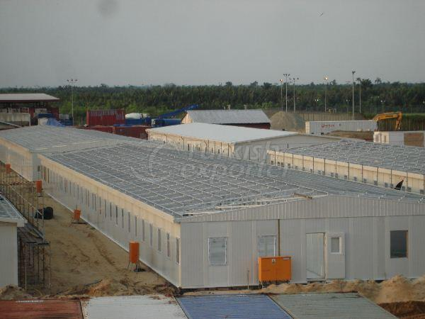 Bbqua Modular Building Nigeria Projects