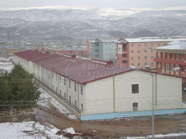 Bingol Dormitory Building Projects