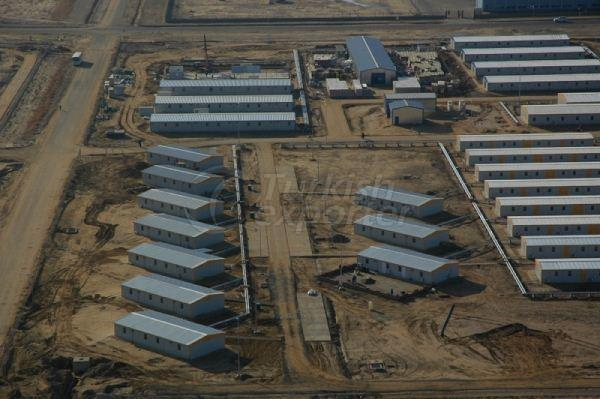 6.500 Men Worker Camp Project Atyrau Kazakhstan