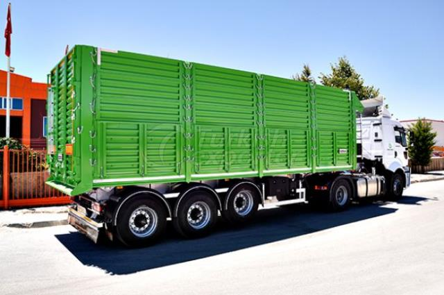 Covered Type Tipper