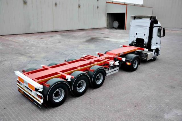 High Cube Container Carrier