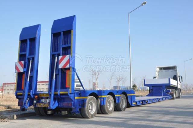 3-4 Axle Lowbed