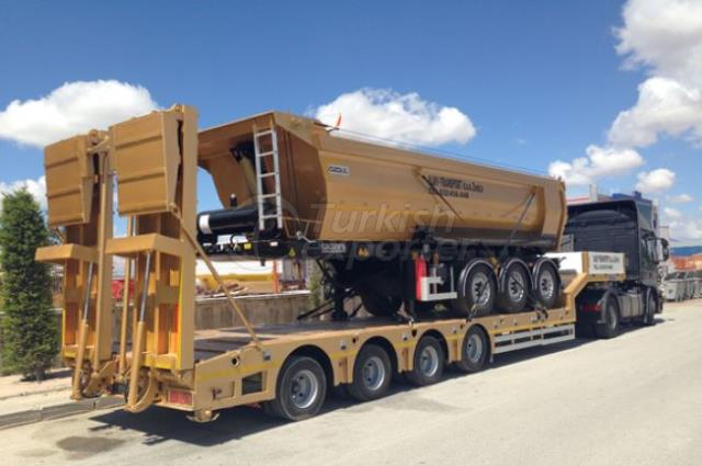 4 Axle Lowbed