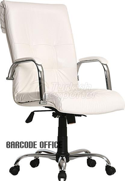 Office Chairs Lord Beyaz
