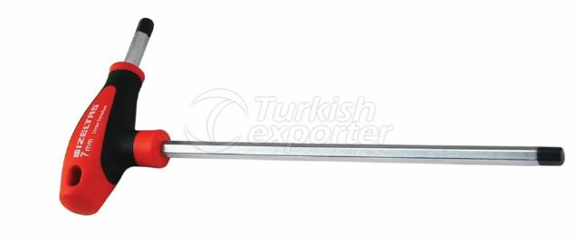 T Type Hex Key Wrench 4920