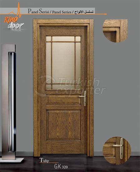 Door Panel - Tulip