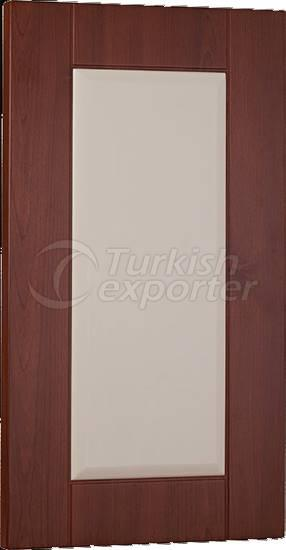 Mat PVC Cupboard Door 226