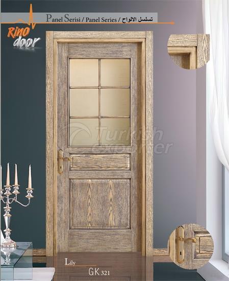 Door Panel - Lily