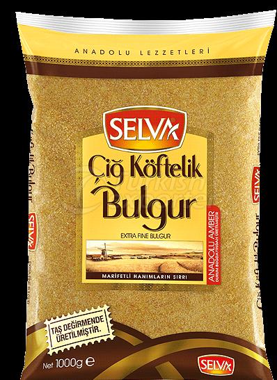 Extra Fine Bulgur