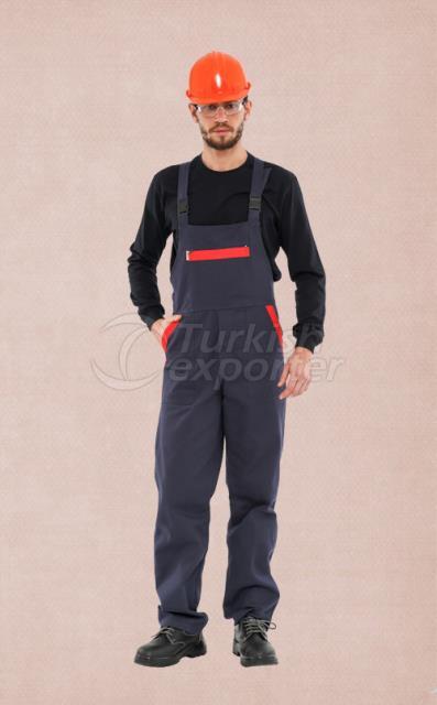 Gardener Overalls 004-002