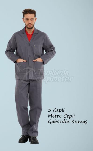 Jacket and Pants 1006-001