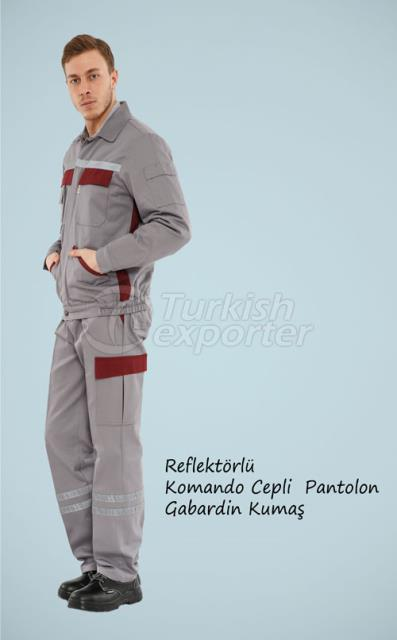 Coat and Pants 1008-074