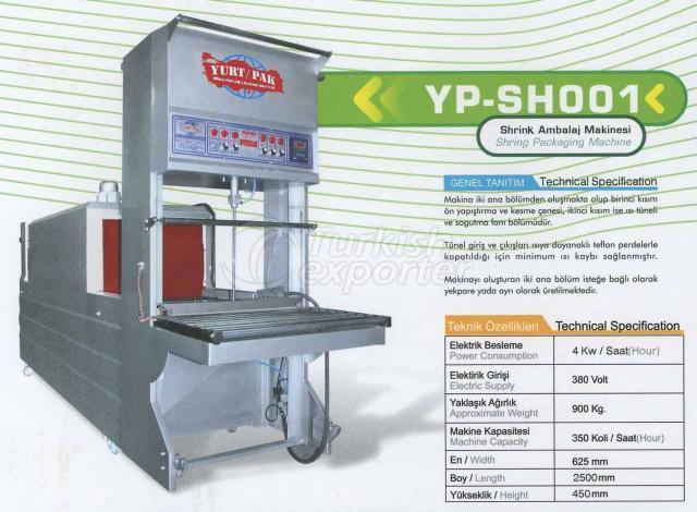 Shring Packaging Machine