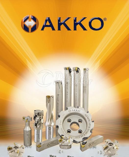 Akko Cutting Tool Holders ( Insert Indexible Tool )