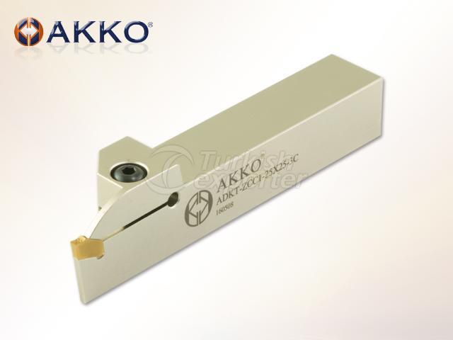 ADKT-ZCC1 External Grooving Tool Holders