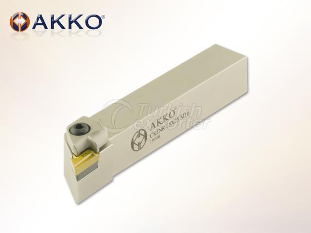 CKJNR - C System External Turning Tool Holder
