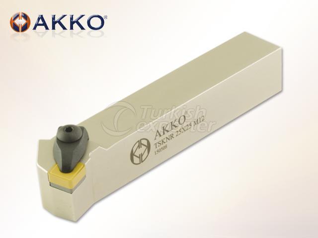 TSKNR - T System External Turning Tool Holder
