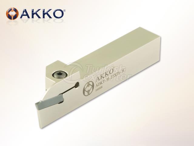 ADKT-H External Grooving Tool Holder ( Big Horn )