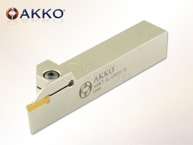 ADKT-K External Grooving Tool Holder