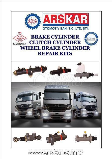 BRAKE AND CLUTCH CYLINDERS