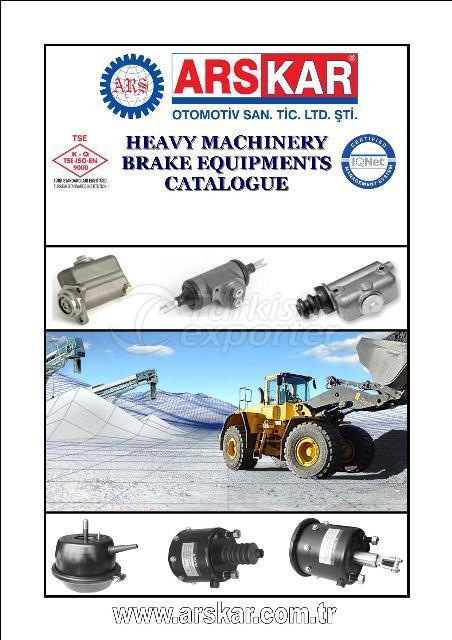HEAVY MACHINERY BRAKE EQUIPMENTS