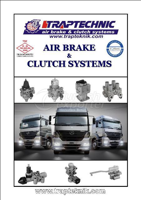 TRAPTEKNİK-AIR BRAKE AND CLUTCH SYSTEMS