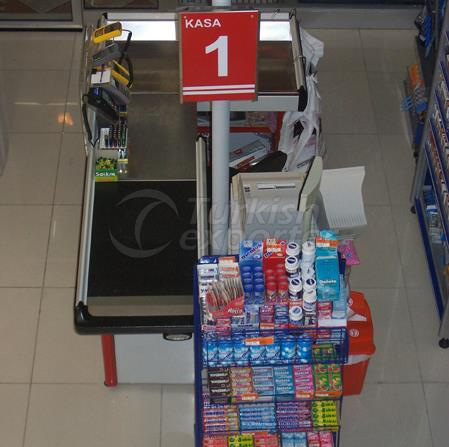 Cashier Counter Desk